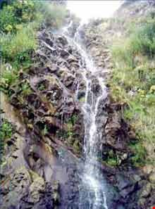 Sardabeh Waterfall