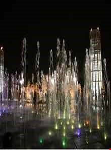 Ab-o Atash Park ( Water and fire Park - Ibrahim Park )