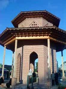 Tomb of Mirza Kuchak Khan