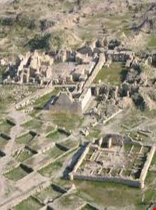 Bishapur Historical City